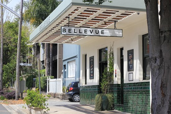 The Bellevue Woollahra Paddington Restaurant Reviews Phone - A-lovely-grey-house-in-paddington-sydney