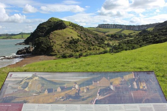 Kerikeri, Nueva Zelanda: Now and then.