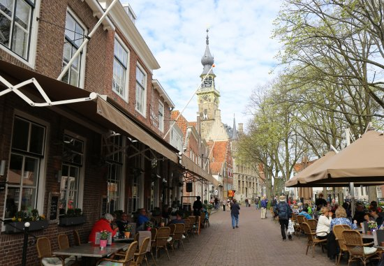 Veere, The Netherlands: Picturesque view