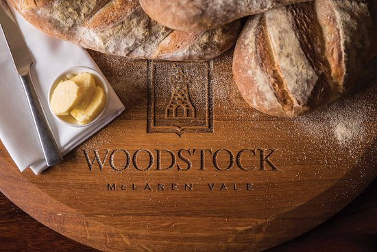 Woodstock Coterie: Bread baked fresh in house daily