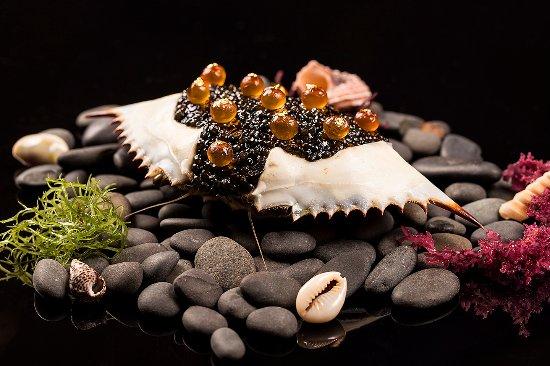 Le Cirque: Maryland Blue Crab and Caviar