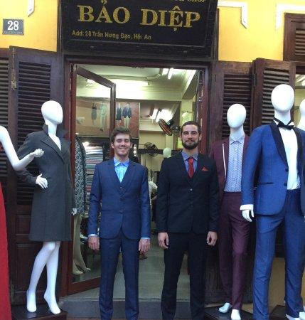 Costume Sur Mesure Picture Of Bao Diep Tailor Hoi An Tripadvisor