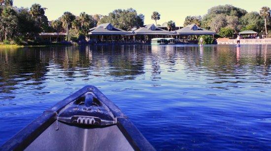 Silver Springs, Φλόριντα: paddle paddle