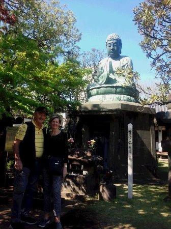 Arakawa, Japonia: A walking tour of Yanaka with our guild Masaharu Nozawa