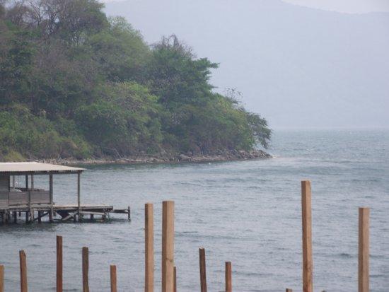 Lake Coatepeque in Santa Ana