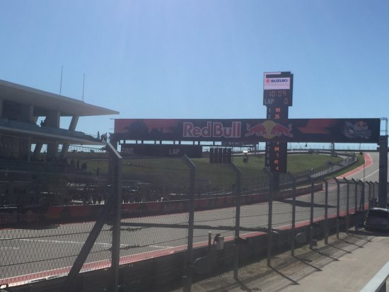 Circuit of The Americas: Moto GP 2017