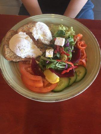Whangaparaoa, New Zealand: Maukkaita aterioita ja tuoreista raaka-aineista. Suosittelen!