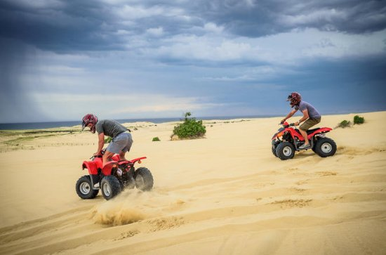 Quad Bike Combo Tour with Sand Dune...