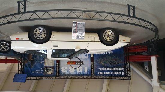 Bowling Green, KY: National Corvette Museum
