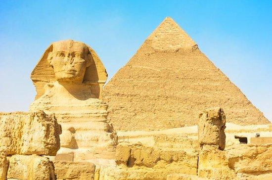 Tour Privado: Pirâmides de Gizé, Museu...