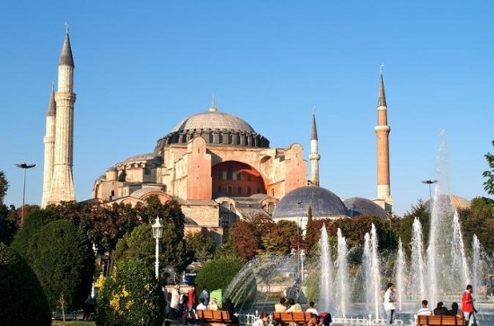 Ganztägige Istanbul-Tour ab Belek...