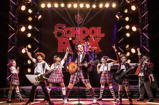 School of Rock a Broadway
