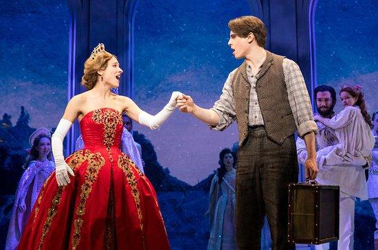 Anastasia a Broadway