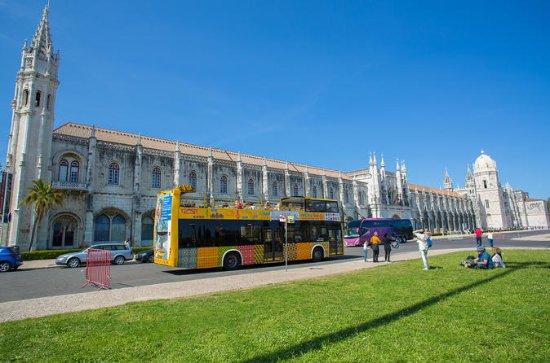 Belém Hop-On Hop-Off Bus Tour
