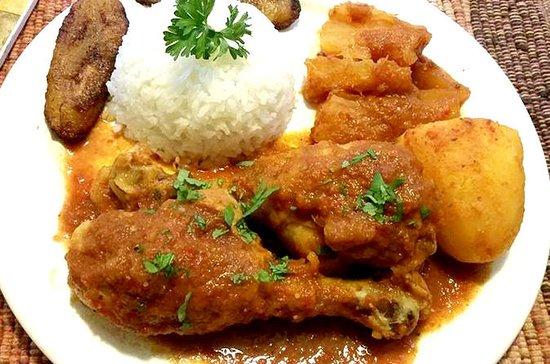 Cena casera de Paisa en el hogar de...