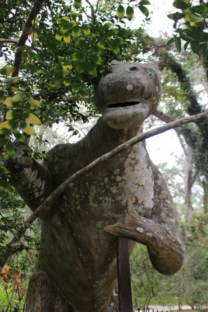 Port Orange, Флорида: Dinosaur.