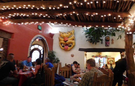 Mesilla, NM: La Posta Room1