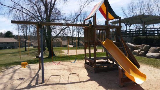 Peppertree at Tamarack HOA: outside playground