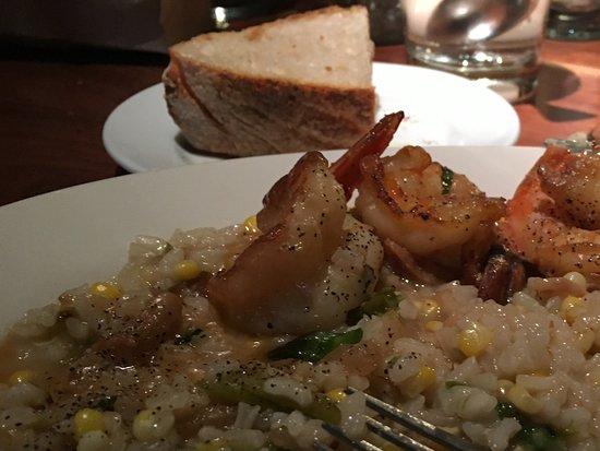 การ์เดนซิตี, นิวยอร์ก: Shrimp scampi