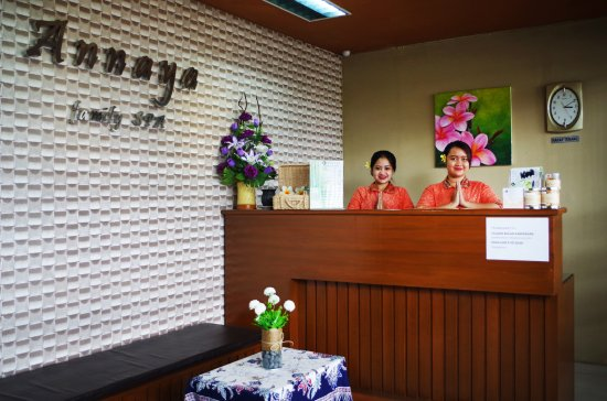 Annaya Family Spa & Reflexology