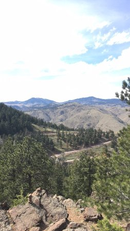 Golden, CO: Beautiful views from the picnic area!