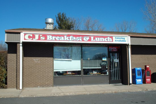 New Britain, CT: CJ's in a small strip mall