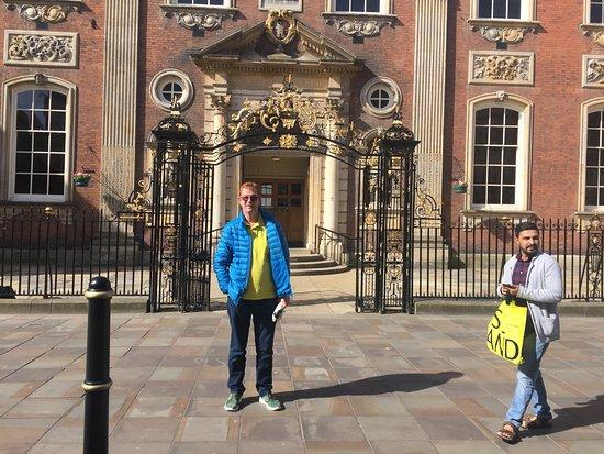 Вустер, UK: Worcester Guildhall