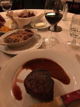 Mesilla, NM: Double Eagle Filet Mignon