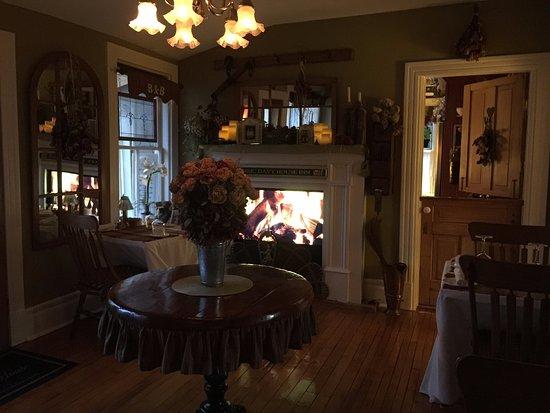 Historic Davy House B&B Inn: Davy B&B Breakfast Room