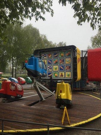 Meckenbeuren, Γερμανία: Freizeitpark Ravensburger Spieleland