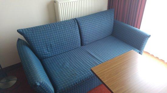 lauschig die sehr sch ne kleine bar des hotels bild von hotel klein frankfurt am main. Black Bedroom Furniture Sets. Home Design Ideas