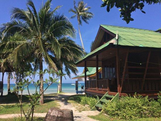 Koh Phangan Dreamland Resort: Paradis!