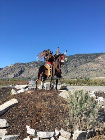 Okanagan Valley, Canada: Nk'mip osoyoos