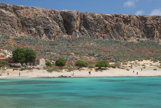 Balos Beach and Lagoon: Gramvousa in giugno