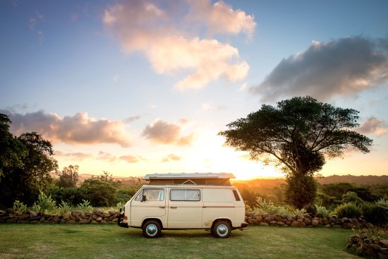 Eshowe, South Africa: We travelled here with out camper van. what a spot.