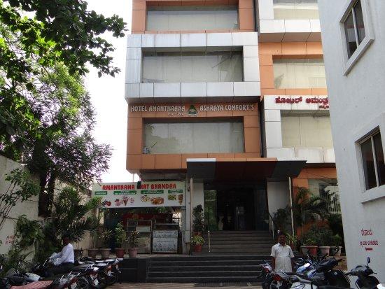 Hotel Ashraya Comforts Gulbarga