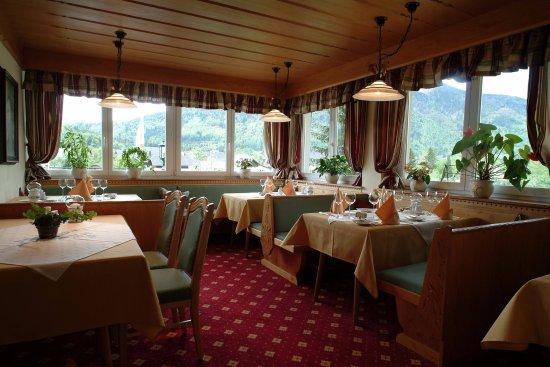 Fuschl am See, النمسا: Restaurant