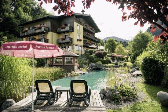 Fuschl am See, النمسا: Schwimmteich