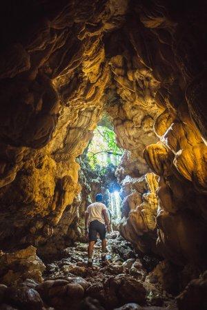 Mawsmai Cave