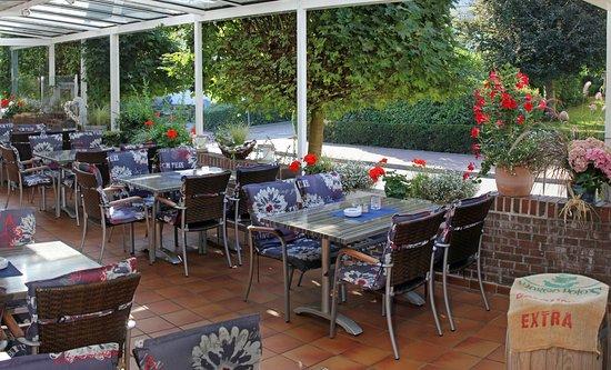 Gromitz, Duitsland: Unsere Sonnen Terrasse