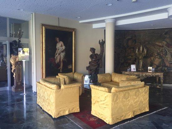 Grand Hotel del Mare Resort & Spa : lobby