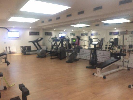 Grand Hotel del Mare Resort & Spa : fitness