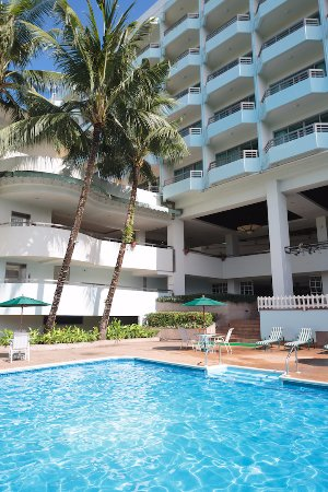 Pool - Picture of Palasia Hotel Palau, Koror Island - Tripadvisor