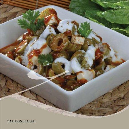 Gazebo Restaurant: Zaitooni Salad