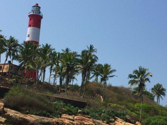 Lighthouse Beach: Маяк