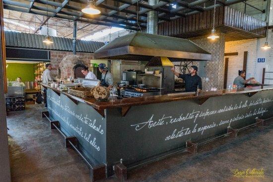 Kitchen Picture Of Almazara Cocina De Rancho Olivares Valle De