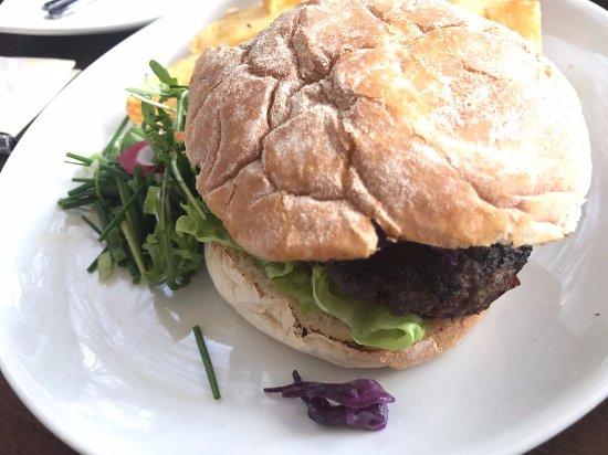 Callander, UK: Venison burger