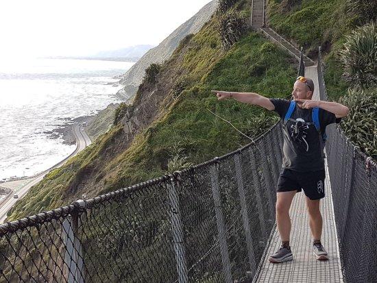Paekakariki, Yeni Zelanda: I'm too old for this