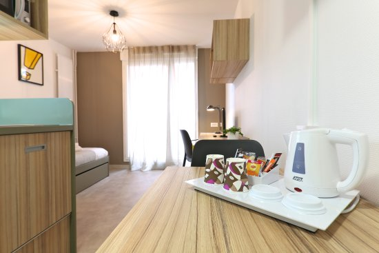 apparteo dijon france voir les tarifs et avis condo tripadvisor. Black Bedroom Furniture Sets. Home Design Ideas