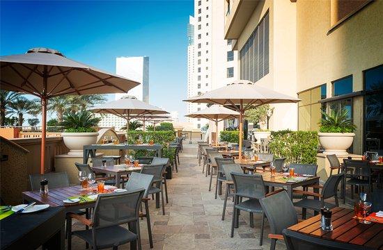 Sofitel Dubai Jumeirah Beach: A.O.C French Brasserie